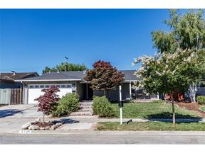 San Jose CA Single Family Home Sold: $949,000