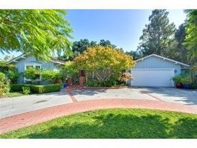 Saratoga CA Residential Sold: $1,395,000
