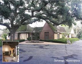 Saratoga CA Residential Sold: $11,000,000