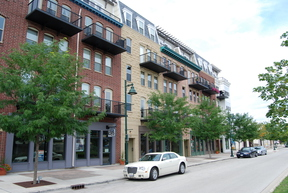 Condo/Townhouse Sold: 332 River Street #4205