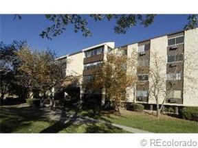 Condo/Townhouse Sold: 7040 E Girard Ave #103