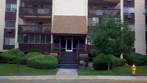 Condo Sold: 6980 E Girard Avenue #406