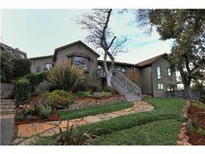 Los Gatos CA Single Family Home Sold: $2,295,000