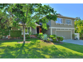 Los Gatos CA Single Family Home Sold: $1,225,000
