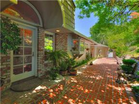 Monte Sereno CA Single Family Home Sold: $2,000,000