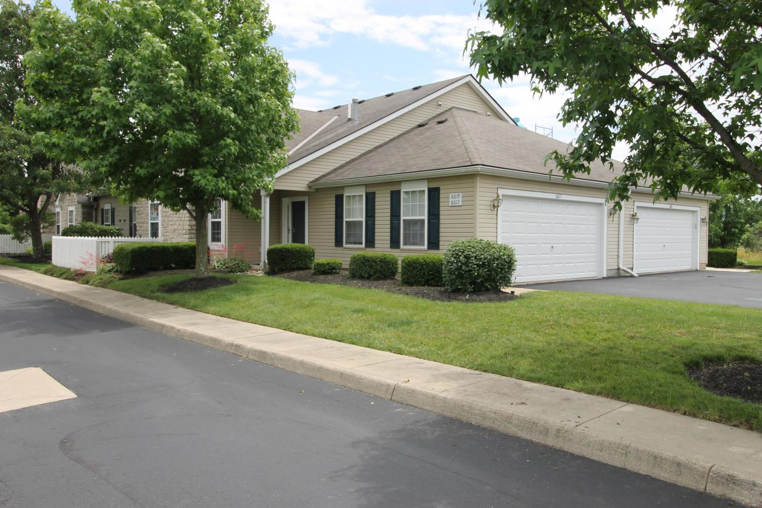 6617 Eagle Ridge, Canal Winchester <br> UNDER CONTRACT