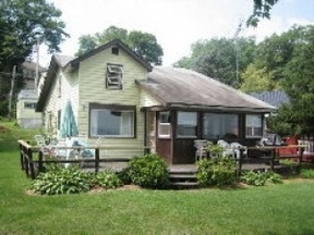Chautauqua NY Lake Front Vacation Rental: $1,000 /week