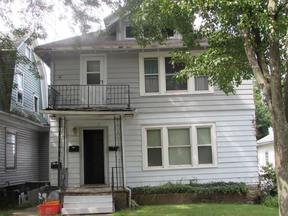 Multi Family Home For Rent: 129 Fulton Street #Upper
