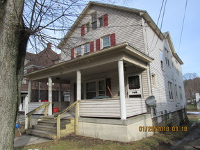 Rental For Rent: 361 Foote Avenue #Unit # 2