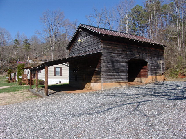 A unique 5.83 acre property, beautiful landscaping, Franklin NC, Sylva NC, Commercial Real Estate