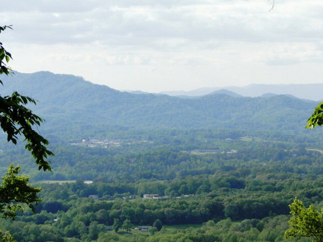 What great long-range mountain views!, 1141 Castleman Road Franklin NC, Franklin NC Real Estate