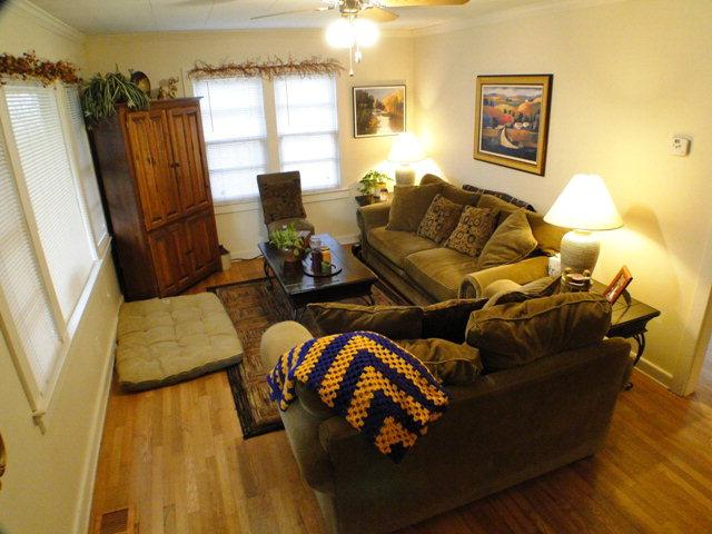 Nice hardwood floors, Keller Williams, Franklin NC