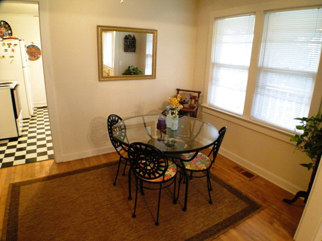Cute dining room off the kitchen, Smokey Mountain, Properties