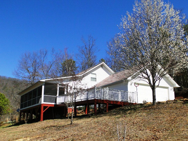 What a great home in gorgeous Franklin NC!  Bald Head the Realtor