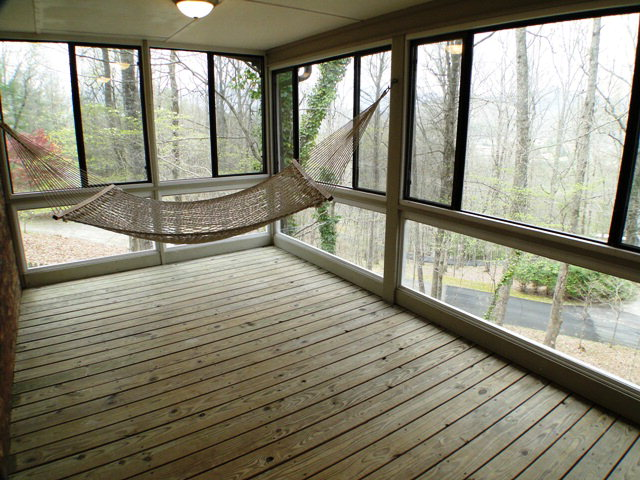 Porches and decking GALORE in this large home, Franklin, Otto, NC, Real Estate
