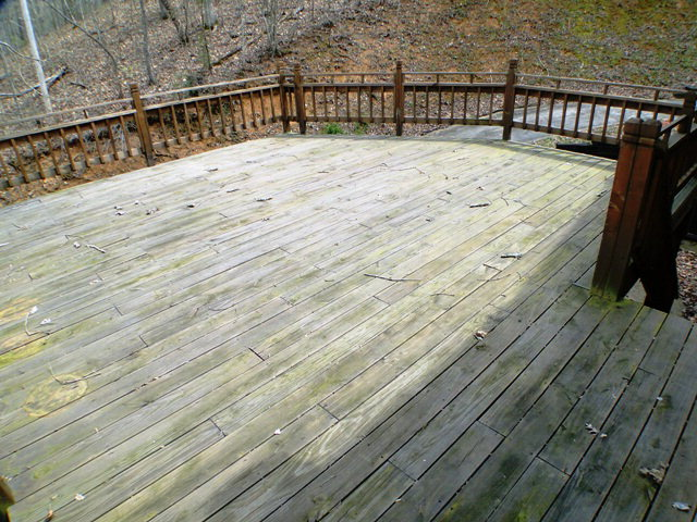 HUGE deck to entertain your friends!  Franklin NC Realty, Keller Williams