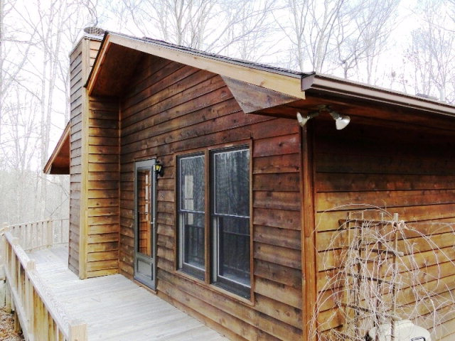 Mountain Living at It's BEST!  Franklin NC Cabin for Sale