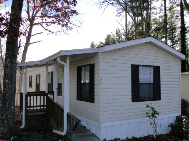 Franklin NC 55+, Adult Park, Singlewide, Bald Head the Realtor
