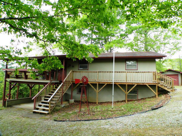Located in Otto, NC, this is a wonderful real estate listing in the Smokey Mountains near Franklin NC, Franklin NC Properties for Sale