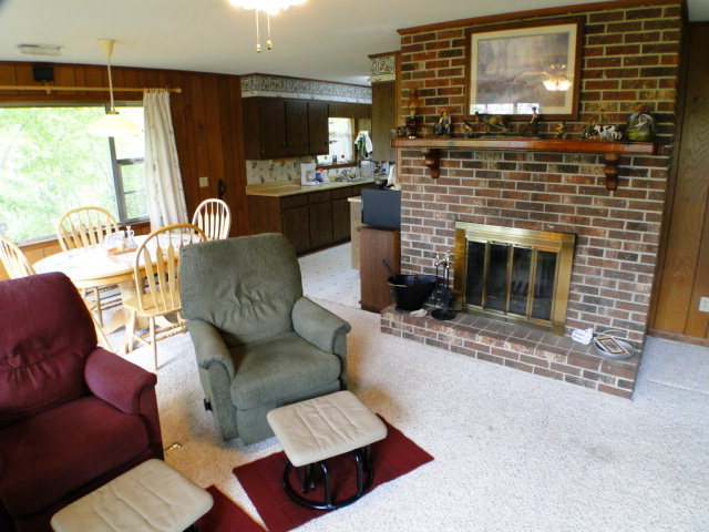 This cozy home in Franklin Otto NC boasts 3 bedrooms and 2 baths, Keller Willams Realty, Franklin Otto NC Real Estate