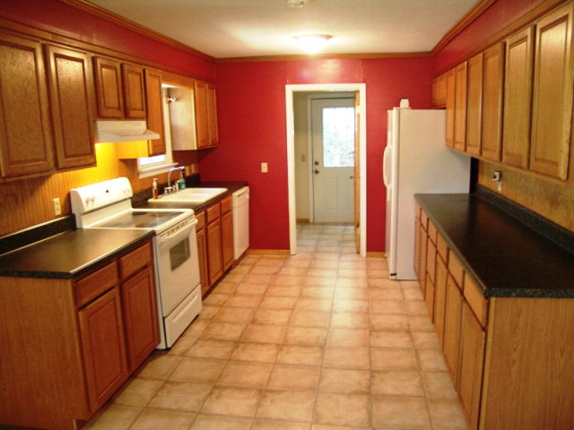 Nice updated kitchen, 461 Arnold Branch Road, Franklin NC Real Estate