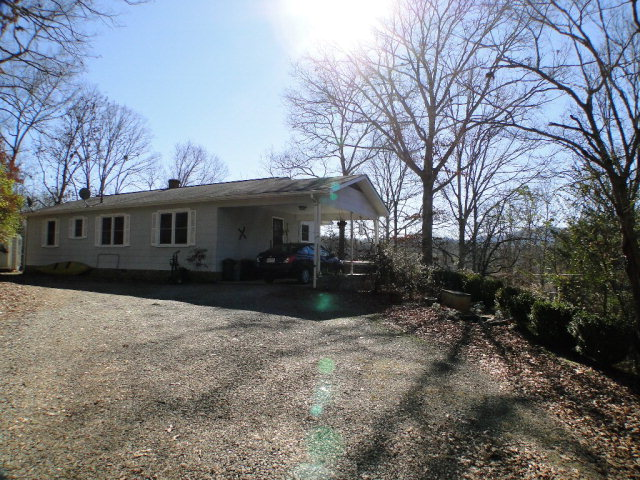 Cozy single-level home in Franklin NC, Bald Head the Realtor, Franklin MLS
