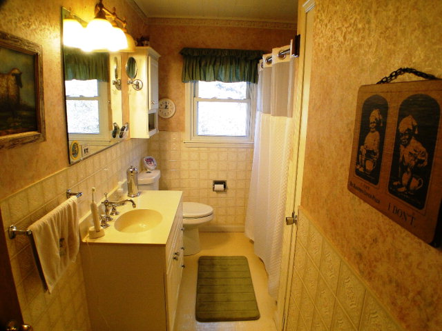 Nice bathroom, Free MLS Search Franklin, Western North Carolina Real Estate, Franklin NC Real Estate