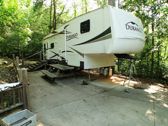 RV Hookup, Powered Workshop and two-car garage- this house has it all, North Carolina Cabins for Sale