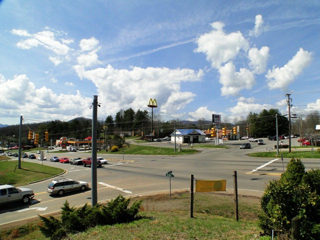 LOCATION, LOCATION, LOCATION, Siler Road and 441S, Commercial Real Estate, Franklin NC
