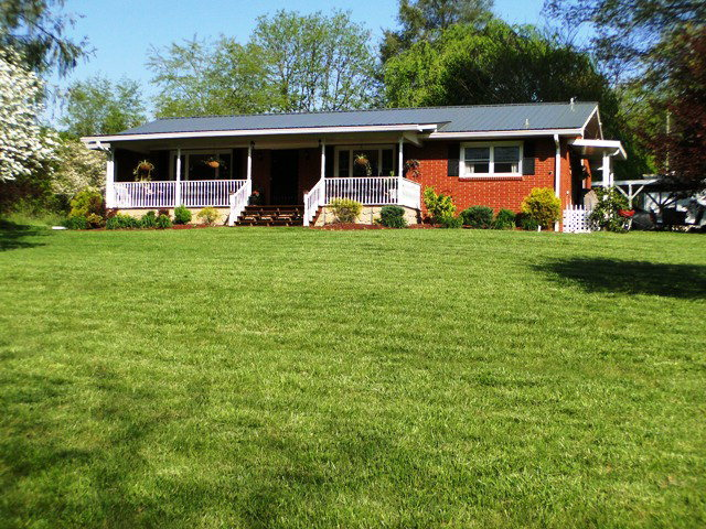 Rock Solid Brick Home on 0.94 Acres in Franklin NC!  Bald Head the Realtor John Becker Keller Williams