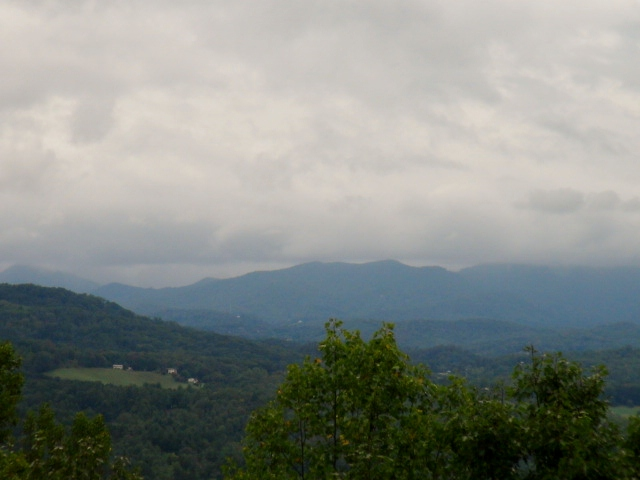 Long-Range Mountain VIEWS await you in this lovely home at 944 Timberland Trail, Franklin NC Homes for Sale, Franklin NC Realty, Stone Homes for Sale
