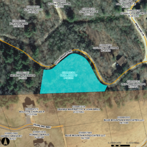 Lots and Land Sold: Otto Heights Road