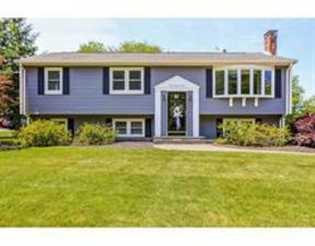 Whitman MA Single Family Home Sold: $367,000