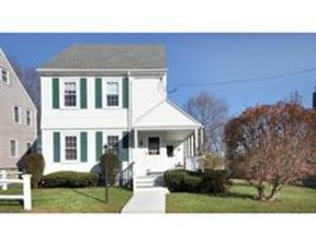 Weymouth MA Single Family Home Sold: $358,000