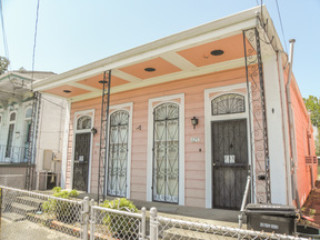 New Orleans LA Single Family Home For Sale: $230,000