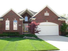 Sterling Heights MI Single Family Home SOLD IN 9 DAYS FOR 204K: $205,000