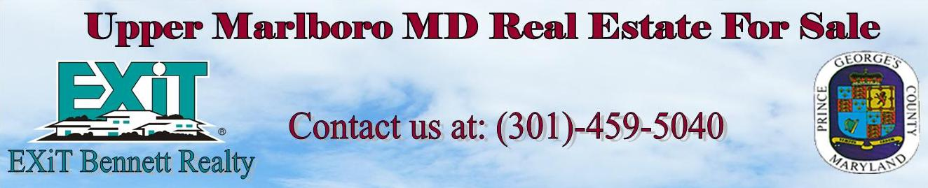 Upper Marlboro MD Homes for Sale