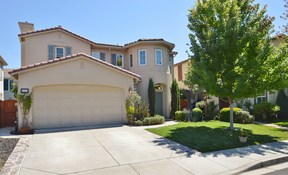 Dublin CA Single Family Home Sold: $1,099,000