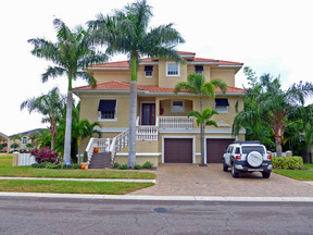 Single Family Home Sold: 6122 Pasadena Point Blvd
