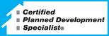 Certified Planned Development Specialist