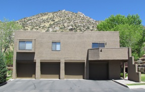 Attached Sold: 2900 Vista Del Rey Ne #4D