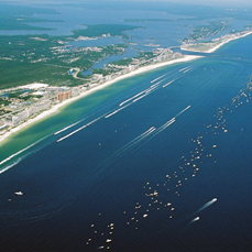 Waterfront Lots For Sale in Orange Beach AL