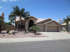 Single Family Home Sold: 22032 N 59th Drive