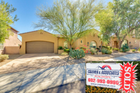 Peoria AZ Single Family Home Sold: $425,000