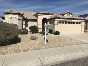 Phoenix AZ Single Family Home For Sale: $279,900