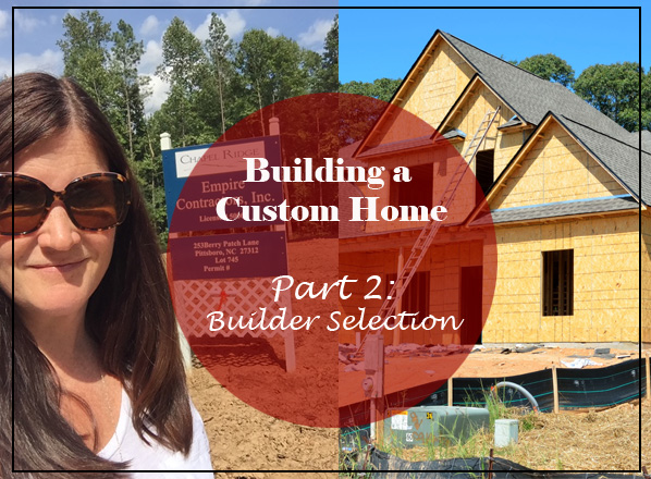 Building a Custom Home Site Selection