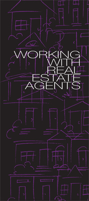 Working with Agents brochure photo