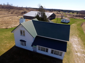 Farm For Sale: 1744 County Route 24