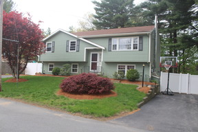 Tewksbury MA Single Family Home Sold: $399,900