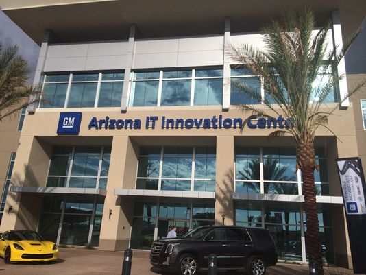 GM Innovation Center - Chandler, AZ